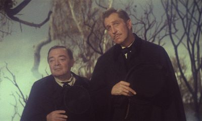 Comedy of Terrors, The (1963, Vincent Price, Boris Karloff)