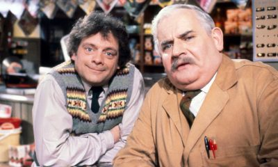 Open All Hours (BBC-1 1973-1985, Ronnie Barker, David Jason)
