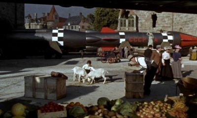 Mouse on the Moon, The (1963, Terry-Thomas, Bernard Cribbins)