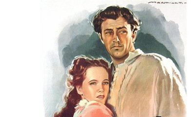 Pursued (1947, Robert Mitchum, Teresa Wright)