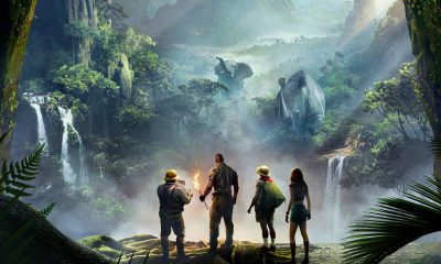 Jumanji: Welcome to the Jungle (2017, Dwayne Johnson, Jack Black)
