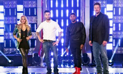 The Voice: The Knockouts, Part 2 Tues 30 Oct 2018)