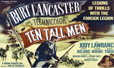 Ten Tall Men (1951, Burt Lancaster, Jody Lawrance)