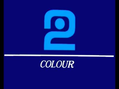 BBC Two Logo 1970s