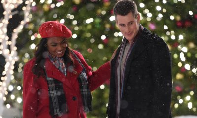 Wrapped Up In Christmas (2017,Tatyana Ali, Brendan Fehr)