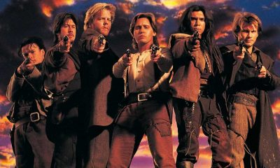 Young Guns II (1990, Emilio Estevez, Kiefer Sutherland)