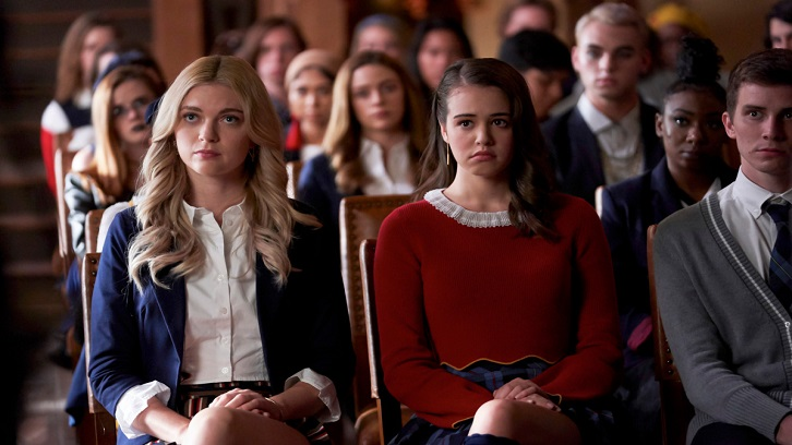 Legacies: Hope is Not the Goal (S1EP4 The CW Thurs 15 Nov 2018)