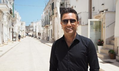 Gino's Italian Coastal Escape: Masseria and Ostuni airs Thurs 6 Dec on ITV