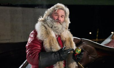 Christmas Chronicles, The (Netflix 22 Nov 2018, Kurt Russell, Judah Lewis)