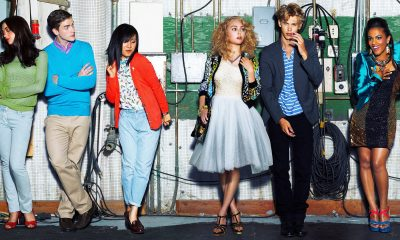 Carrie Diaries, The (CW 2013-2014, AnnaSophia Robb, Austin Butler)