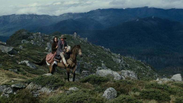 The Man from Snowy River (1982, Tom Burlinson, Kirk Douglas)