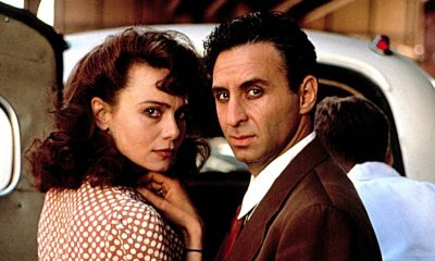 Enemies: A Love Story (1989, Ron Silver, Anjelica Huston)