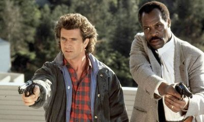 Lethal Weapon 2 (1989, Mel Gibson, Danny Glover)