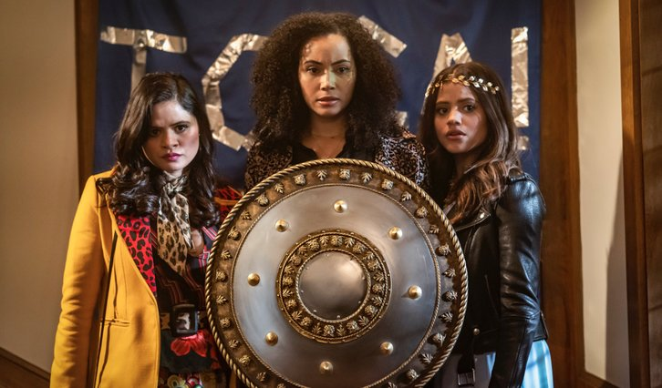 Charmed: Switches & Stones (S1EP15 The CW Sun 17 March 2019