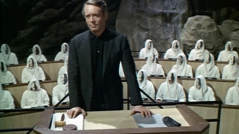 Image result for the prisoner patrick mcgoohan
