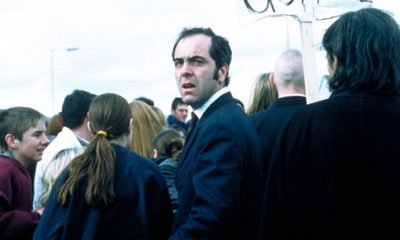 James Nesbitt as Civil Rights leader Ivan Cooper