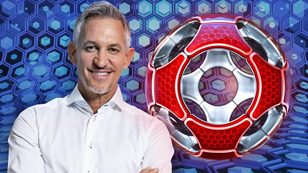 Match of the Day Gary Lineker