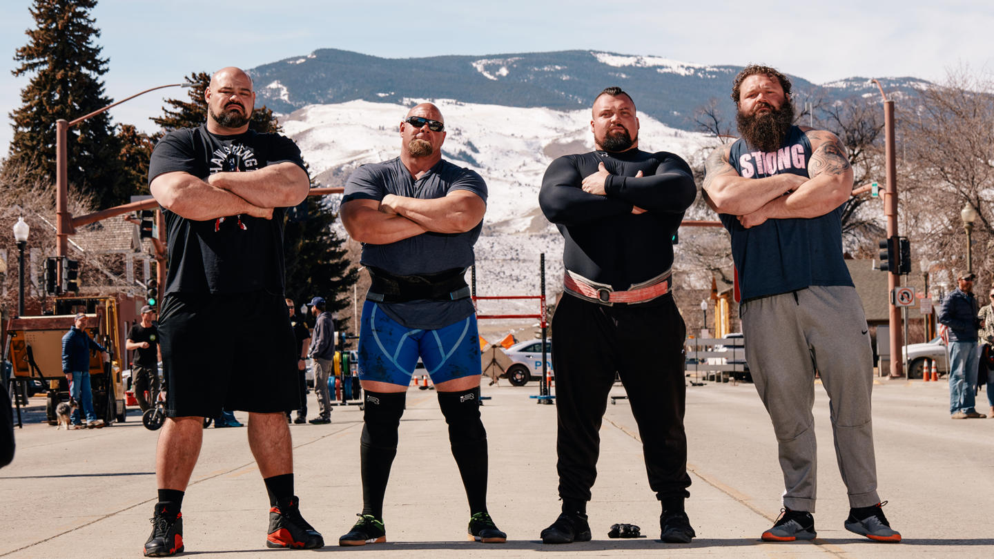 The Strongest Man in History: Stronger than a Russian (S1EP2