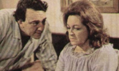 Love Story The Suitcase ITV 1972 Diana Coupland, Bryan Pringle