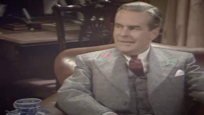 Lord Peter Wimsey BBC 1972-1975