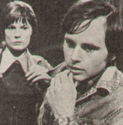 Love Story A Great Big Crack in Heaven ITV 1973