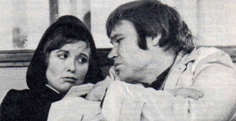 Love Story Once Upon A Time ITV 1972 Clare Sutcliffe and George Sweeney