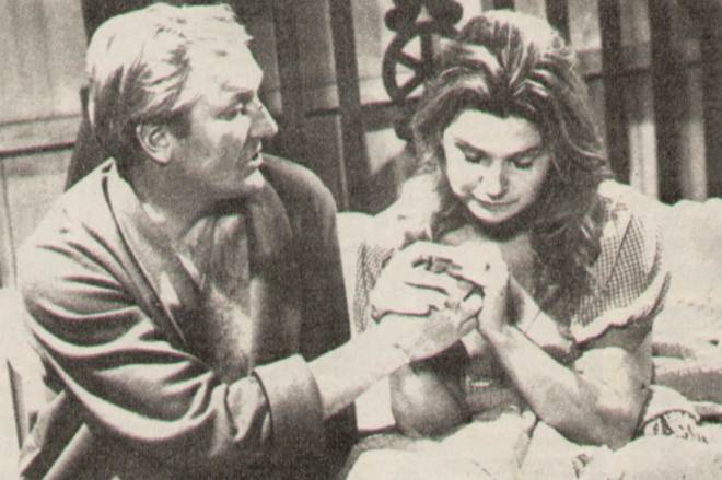 Love Story Second Partner ITV 1974 Robert Hardy Angela Browne