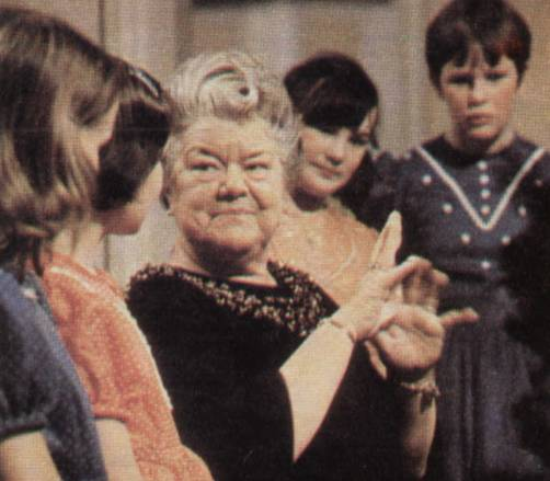 Stars On Sunday ITV 1972 Violet Carson The 100th Episode