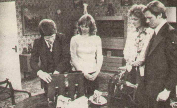 Comedy Premiere For Richer For Poorer ITV 1975