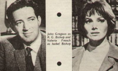 Love Story Cinema Verite ITV 1967 John Gregson Isabel Bishop