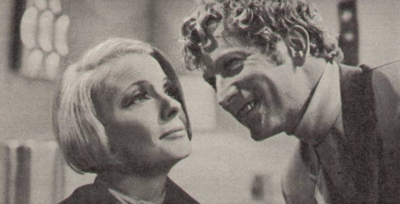 Love Story S for Sugar A for Apple M for Missing ITV 1968 Barry Foster