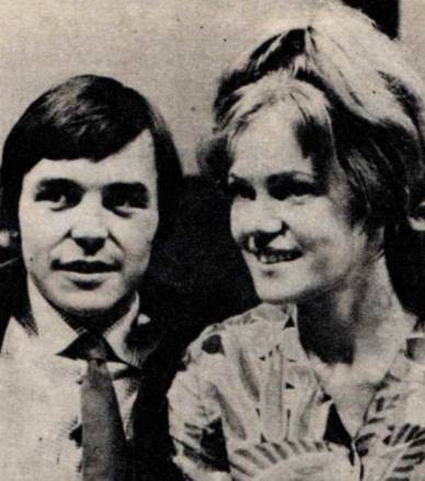 Love Story The Proposal ITV 1968 Barry Evans Vickery Turner