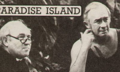 Paradise Island ITV Sitcom Bill Maynard William Franklyn