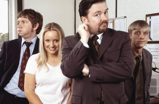 The Office BBC Two 2001-2003