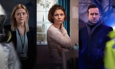 The Salisbury Poisonings BBC 2020 Anne-Marie Duff MyAnna Buring Rafe Spall