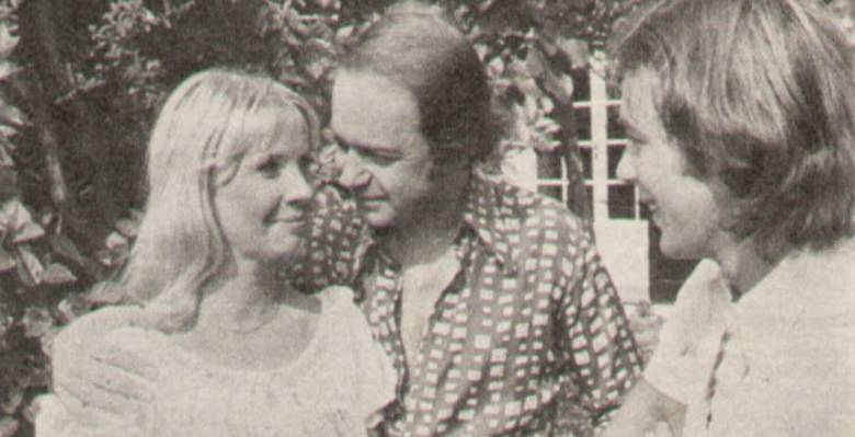A Place in the Sun ITV 1972 John Standing