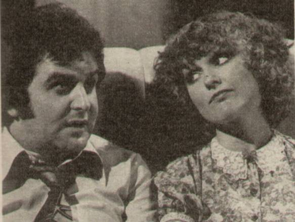 Lovely Couple ITV Sitcom Elaine Donnelly Anthony O'Donnell