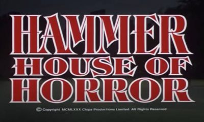 Hammer House Of Horror ITV Thriller Series