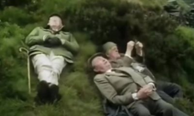 Last Of The Summer Wine BBC Sitcom, Peter Sallis, Bill Owen