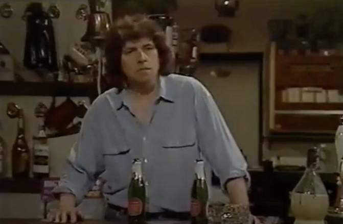 Not With A Bang ITV Sitcom Stephen Rea