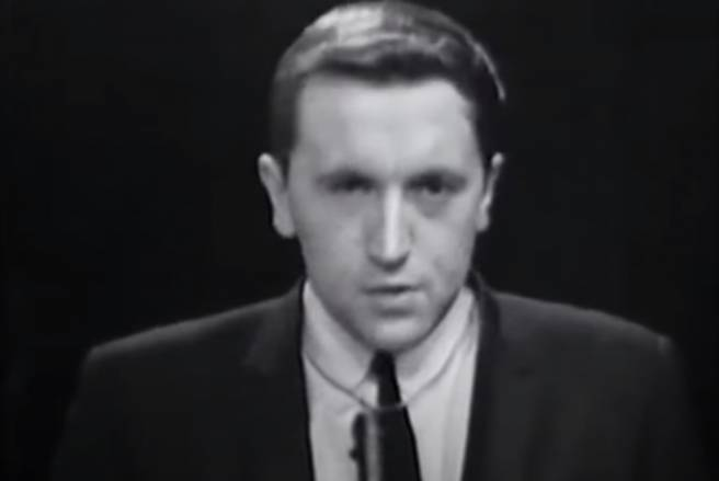 That Was The Week That Was BBC David Frost