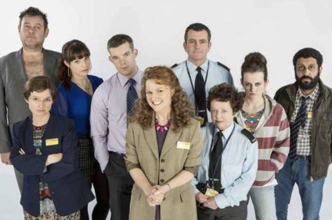 The Job Lot ITV Sitcom Russell Tovey