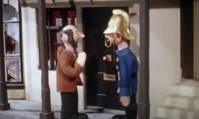 Trumpton BBC 1967 Animation