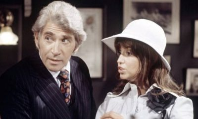 A Bouquet Of Barbed Wire ITV Drama, Frank Finlay, Susan Penhaligon