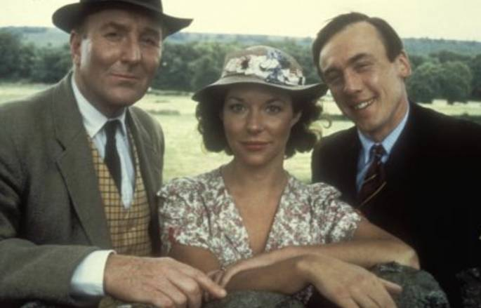 All Creatures Great And Small BBC Drama, Robert Hardy, Carol Drinkwater, Christopher Timothy