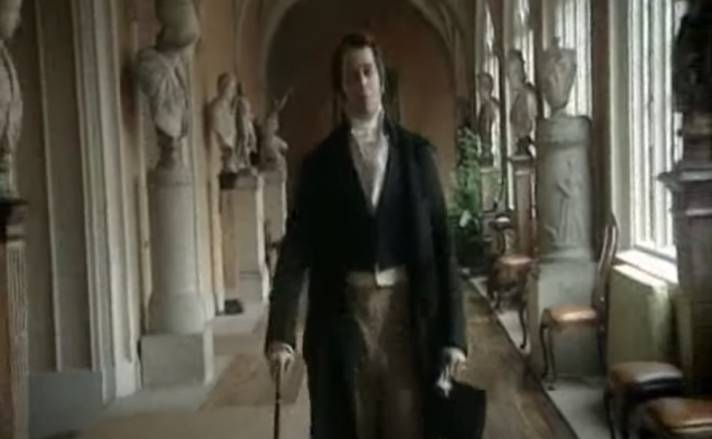 Beau Brummell This Charming Man BBC Drama, James Purefoy