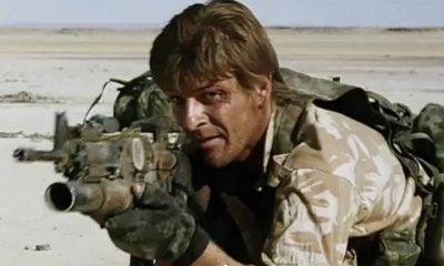 Bravo Two Zero BBC Drama, Sean Bean