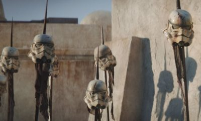 Picture of The Mandalorian Chapter 5: The Gunslinger.