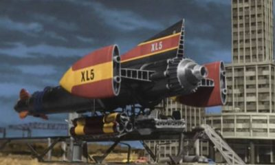Fireball XL5 ITV Adventure, Gerry Anderson