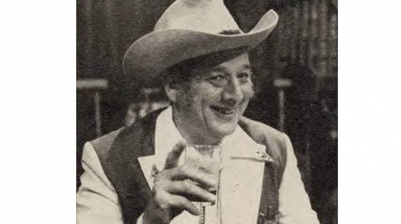 Honky Tonk Heroes ITV Comedy, James Grout